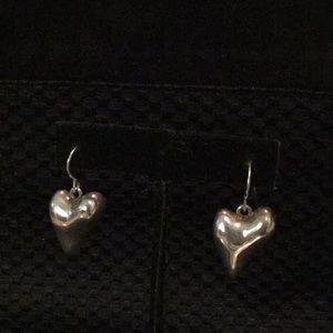 Jewelry - Silver Tone Earrings